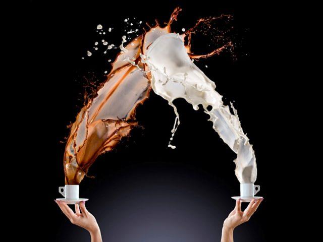 Кофе с молоком рецепт