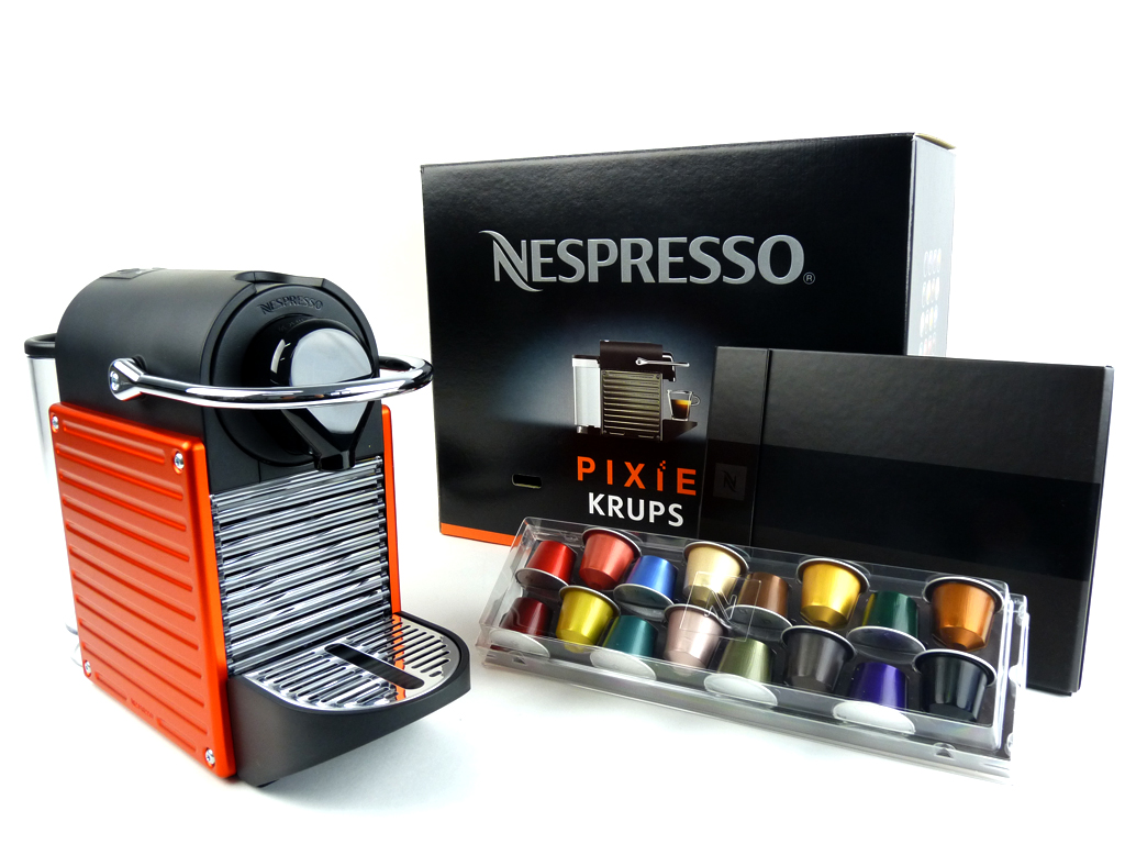 Кофе капсулы Nespresso