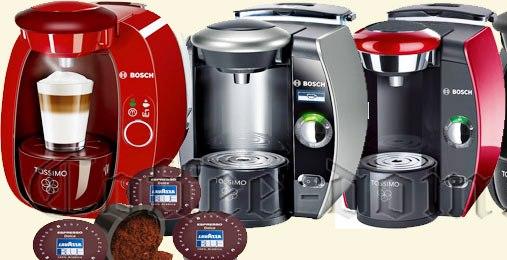 Bosch кофеварка