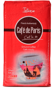 Кофе Cafe de Paris Intense
