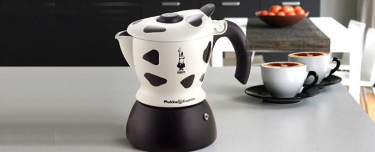 Гейзерная кофеварка Bialetti mukka