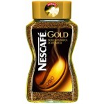 Nescafe Gold кофе растворимый