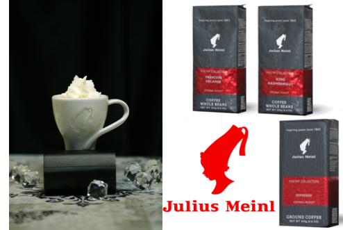 Julius Meinl Poetry Collection
