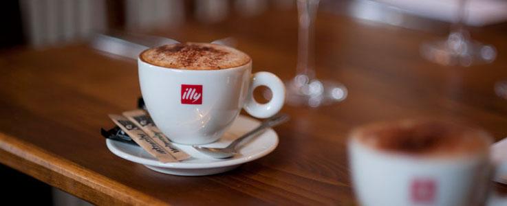 Премиальный кофе Илли