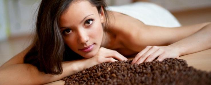 Скраб для лица кофе и мед
