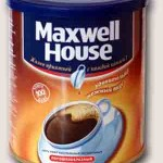 Maxwell House растворимый кофе