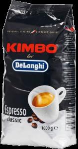 Kimbo кофе в зернах