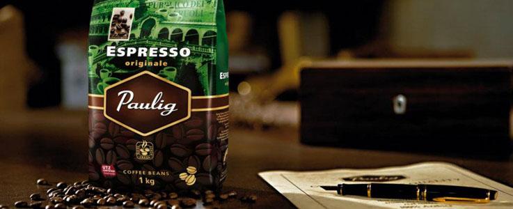Кофе в зернах Паулинг