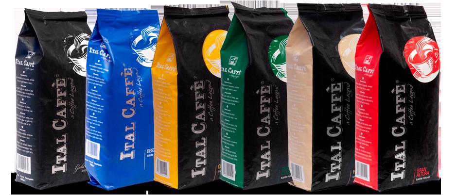 Italcafe зерновой кофе