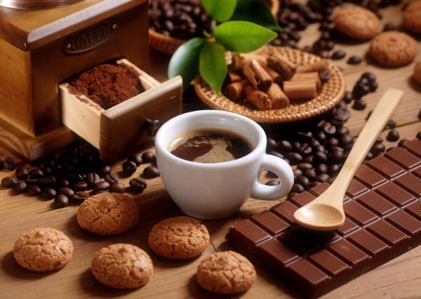 Шоколад с кофейным вкусом