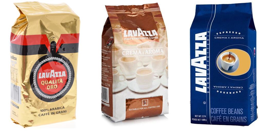 Lavazza итальянский кофе