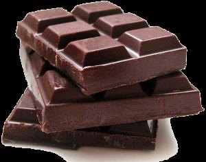 Шоколад в плитке
