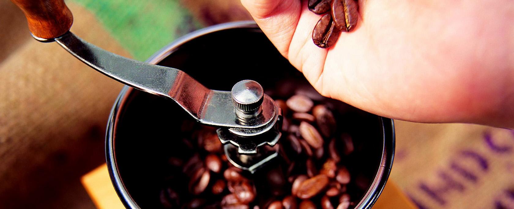 Кофемолка ручная для дома