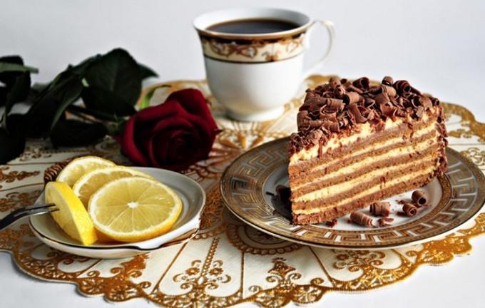 Крем брюле для пропитки торта