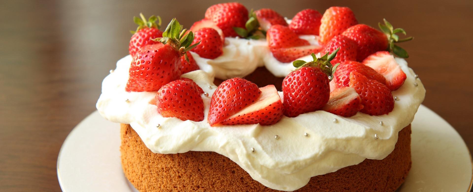 Сметанный крем для бисквитного торта, рецепт