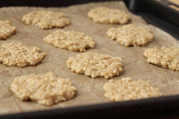 овсяное печенье соленое рецепт