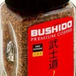 bushido-кофе