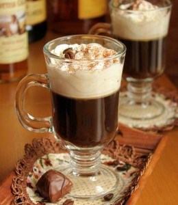 рецепт кофе по ирландски