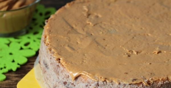 начинка для торта из масла и сгущенки рецепт с фото