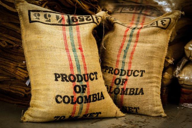 кофе из колумбии