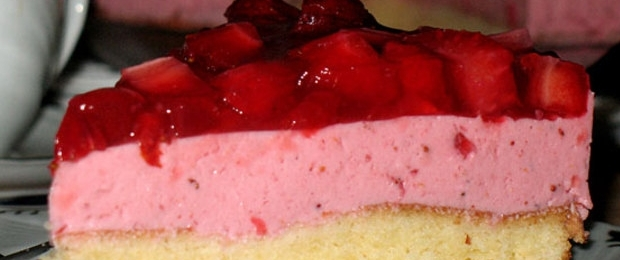 как сделать йогуртовый крем для торта