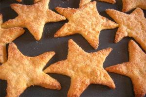 Рецепт печенек простых и вкусных