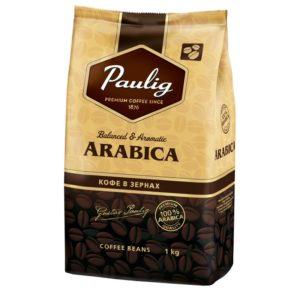 Кофе Паулиг — обзор ассортимента, отзывы покупателей