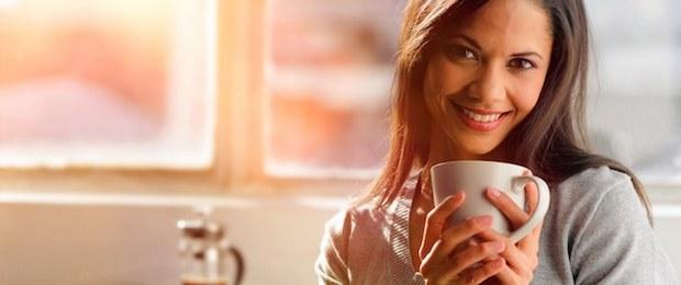 кофе в пост
