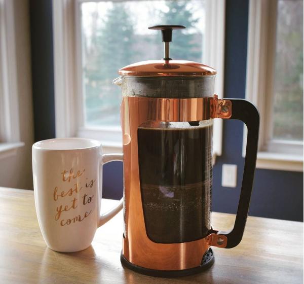 френч пресс для заваривания кофе