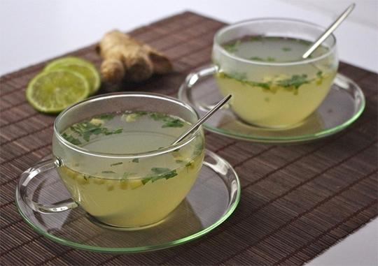 Сколько имбиря добавлять в чай