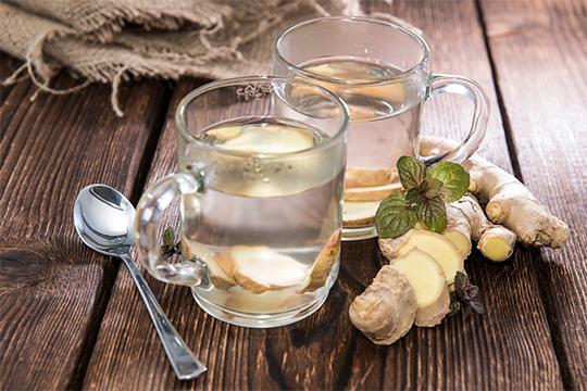 Как заварить чай из имбиря