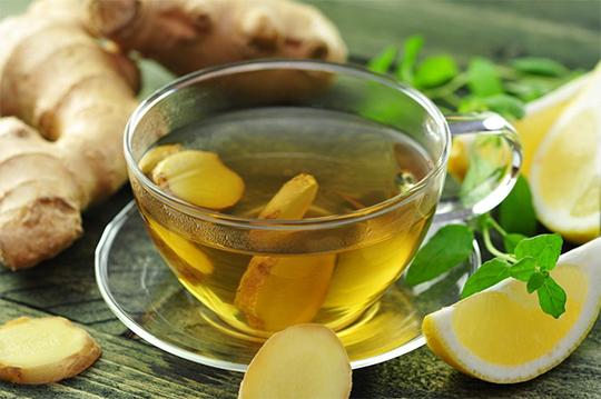 Как правильно пить чай с имбирем