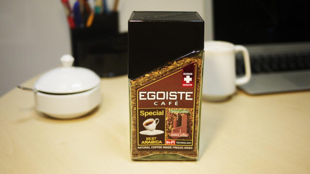 кофе egoiste цена