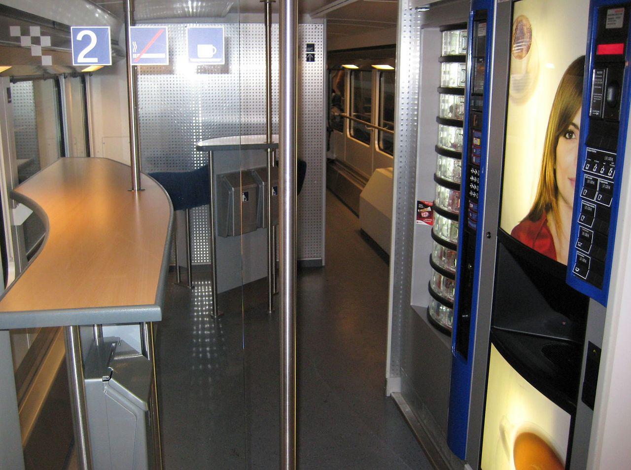 Вендинговая торговля: как заработать на автоматах по продаже кофе и еды?