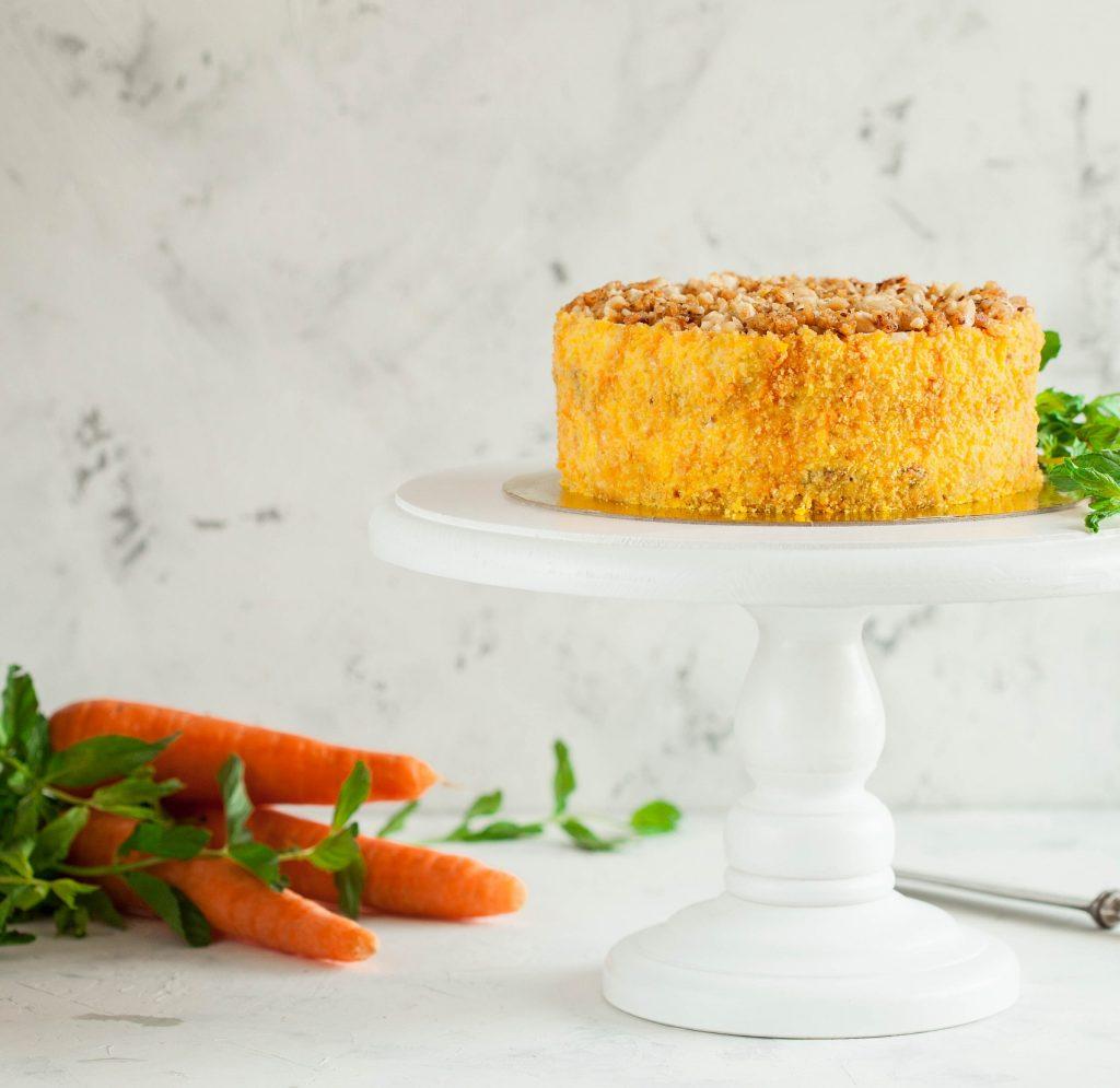 лисина уже торт из моркови простой рецепт с фото того