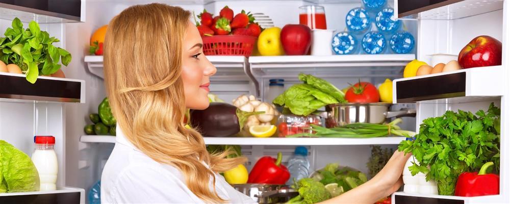 чистота в холодильнике