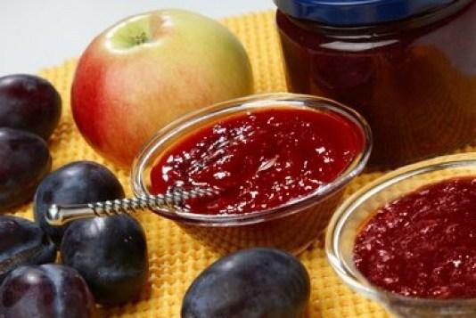 сливово-яблочное варенье