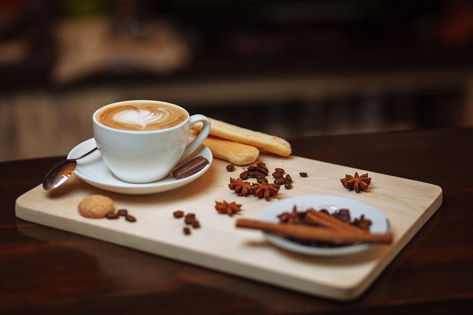 Полезный кофе