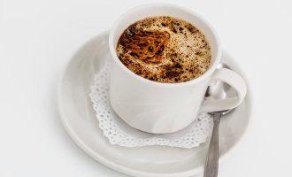 Растворимый кофе летом