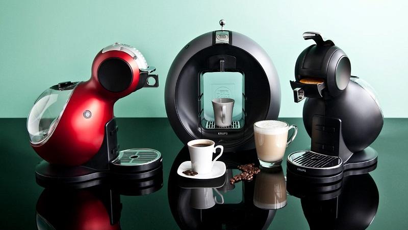 капсульные кофемашины