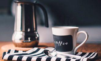 Кофе и вода