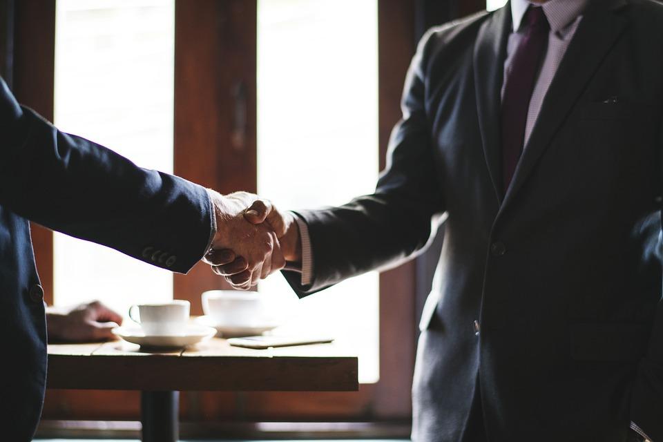 кофе и переговоры