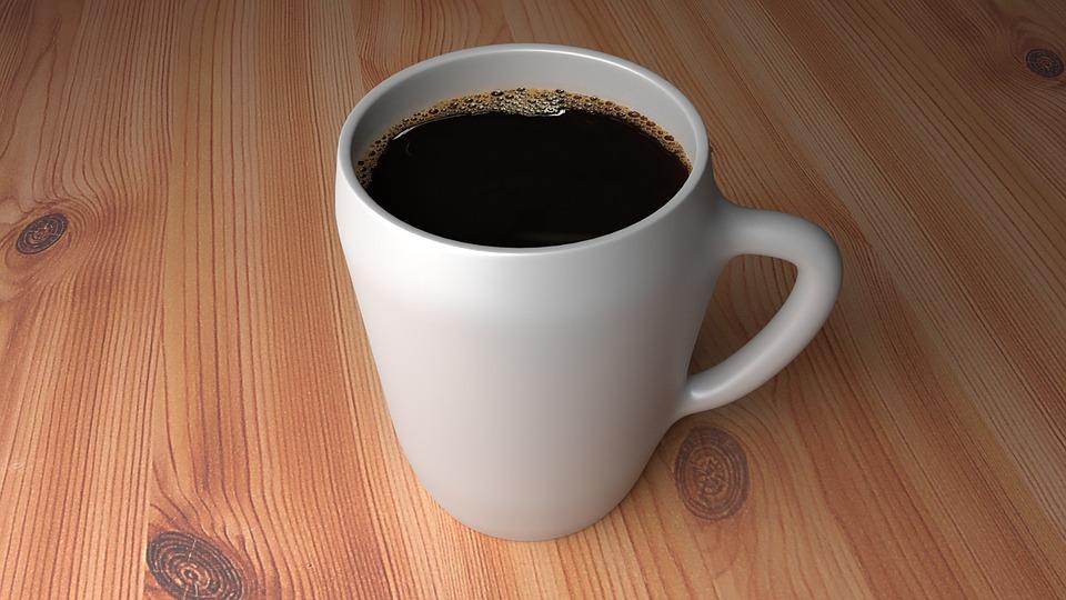 обезвоживание кофе