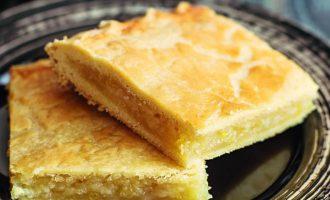 Пирог из лимона