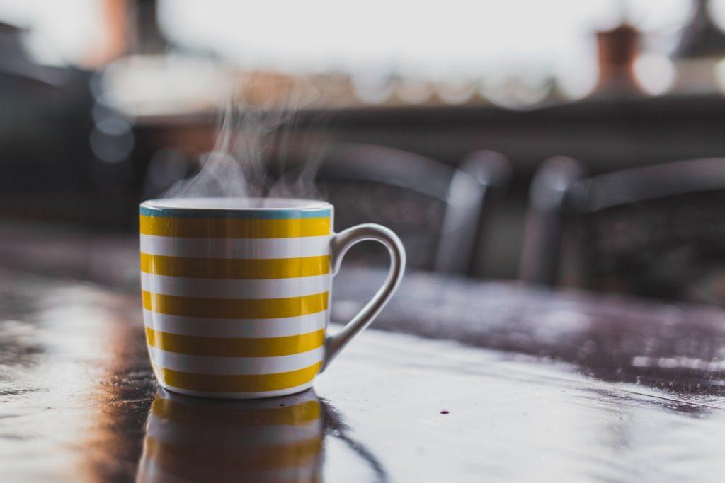 место кофе в жизни