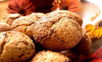 овсяное печенье на сметане