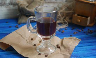 спирт с кофе