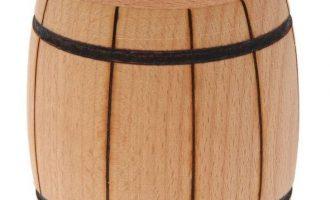 деревянный боченок