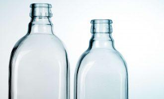 чистые бутылки
