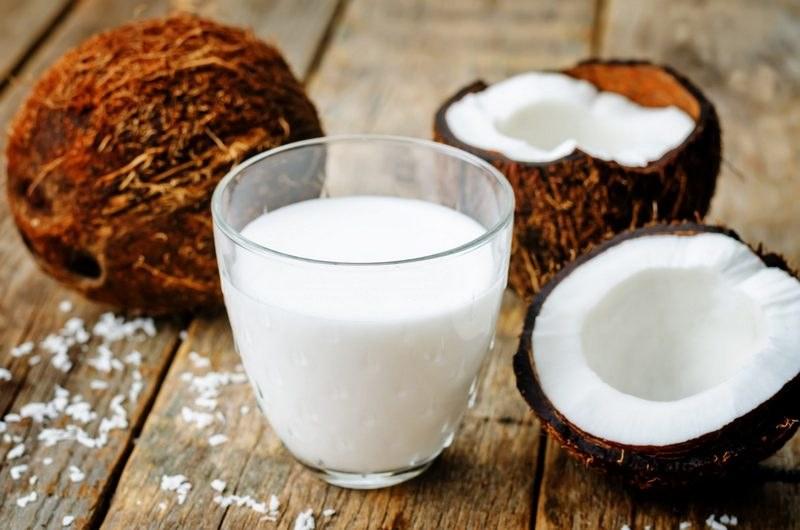 молоко кокосовое польза и вред
